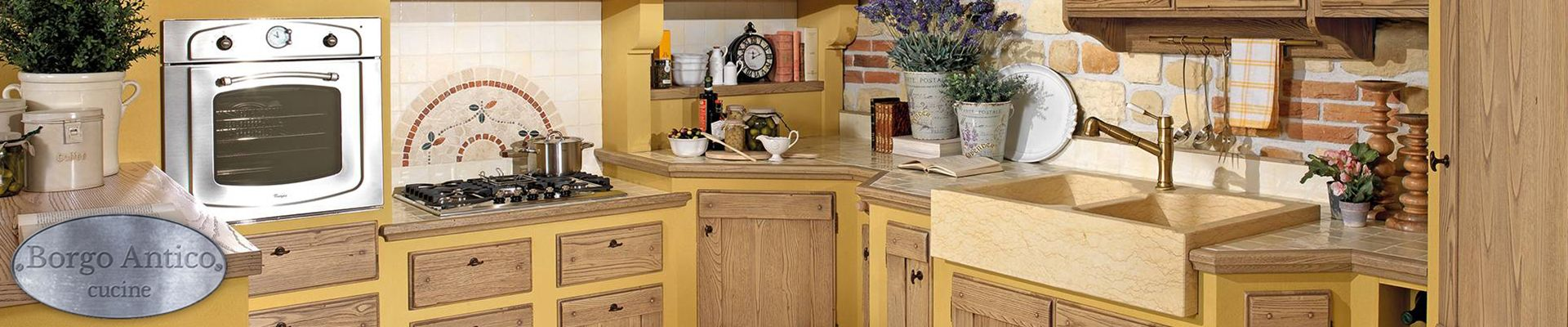 Cucine Borgo Antico - Montorsi Arredamenti