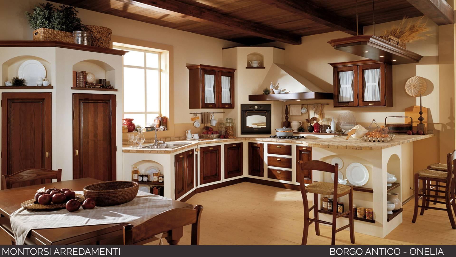 Cucine Componibili Gratis : Cucine borgo antico montorsi arredamenti