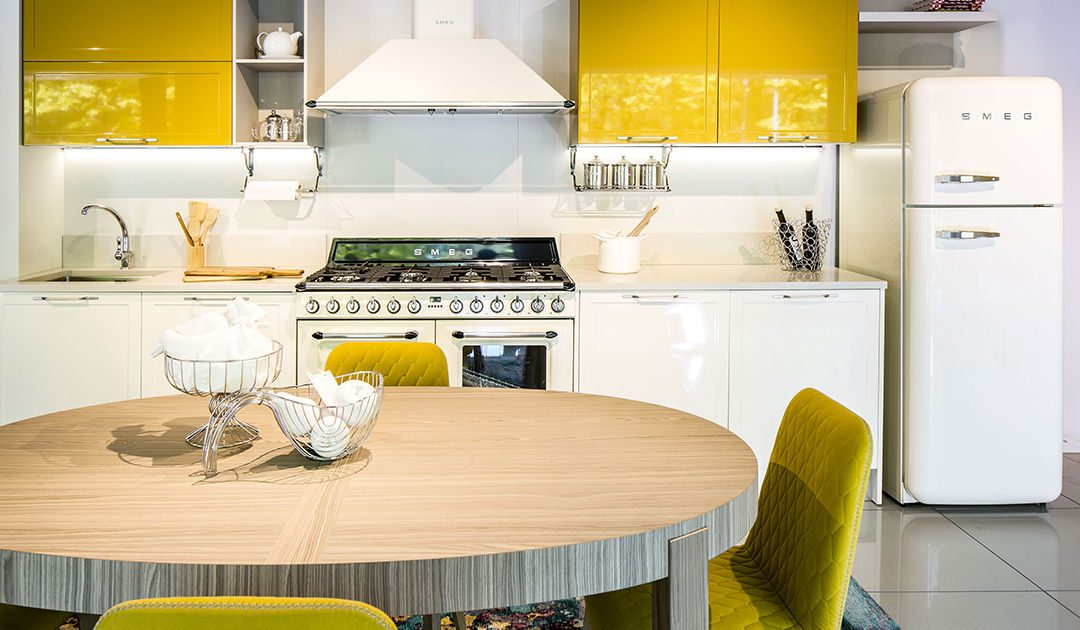 Cucine moderne: praticità e design al primo posto!